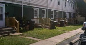 Spacious Tonawanda Townhouses – 2 & 3 Bedroom Units