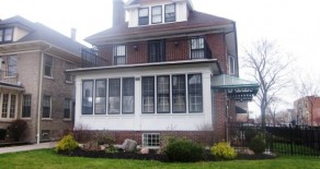 RENTAL PENDING -Terrific 2nd Floor Apartment, Fantastic Elmwood Village Location