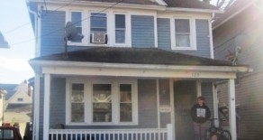 Newly Remodeled!!  2 Bedroom Upper in South Buffalo