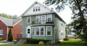 AVAILABLE JUNE/JULY:  North Buffalo – Spacious 2 Bedroom Lower