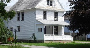 Available July – Spacious 2 Bedroom upper in North Collins