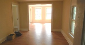 West Side:  2 Bedroom Upper, Newly Renovated Throughout!!