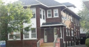 AVAILABLE SEPTEMBER;  Excellent 1 Bedroom on Delaware Ave! Includes Utilities!