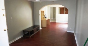 AUGUST/SEPTEMBER:  Lovejoy Area !  Updated 3 Bedroom Lower Apartment.