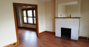 AVAILABLE SEPTEMBER – Excellent 3 Bedroom Upper, Prime North Buffalo Location!