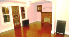 AVAILABLE FEBRUARY:  Spacious One Bedroom Upper near UB South